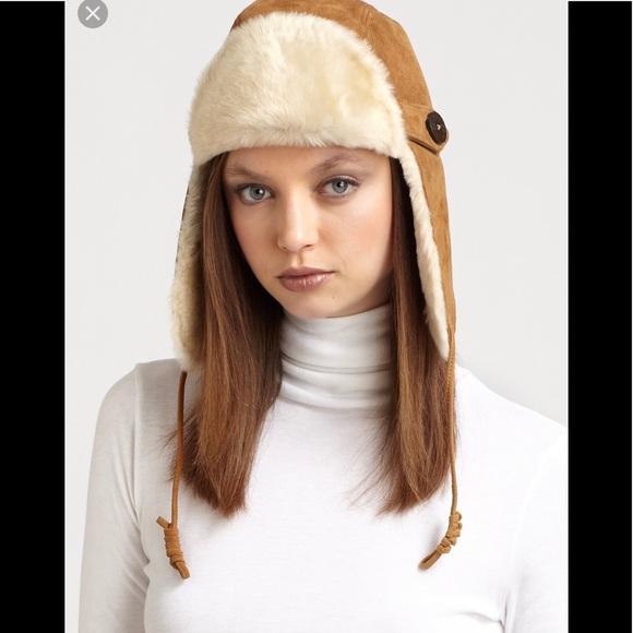 5b57efd7aca0c UGG Belted Trapper Hat. M 5aebbe873800c54459e79c28